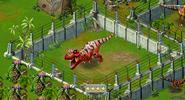 Level 40 Tyrannosaurus