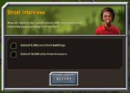 Street Interviews