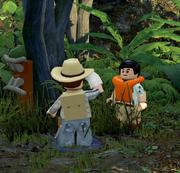 Lego JW Ben saved
