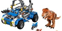 LEGO 75918 T. rex Tracker
