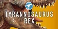 RaptorPass 8 Tyrannosaurus rex