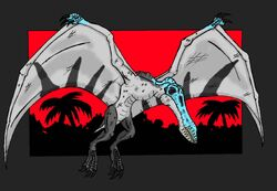 Cearadactylus fanart