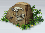 File:Parasaurolophus Fossil.png