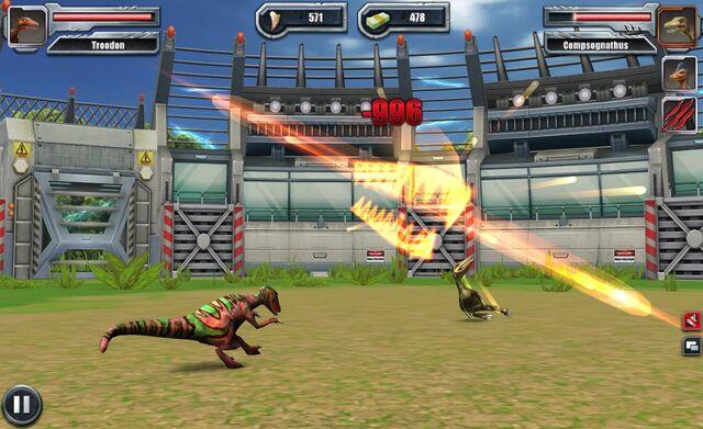File:Jurassic Park Builder Battle Arena Gallimimus13 Nov. 03, 2015.jpg