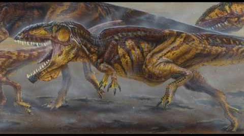 Tribute to Giganotosaurus