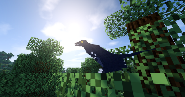 File:Microraptor in tree.png