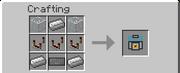 JC screenshot - Incubator recipe