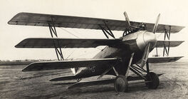 Stirling QF-2 (right front corner)