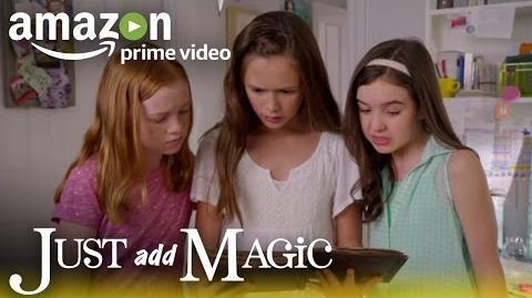 Just Add Magic - Episode 1 (Full Episode) Amazon Kids