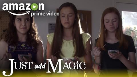 Just Add Magic Season 2 - Need Something Fixed? Amazon Kids