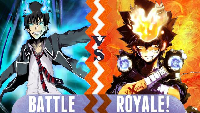File:Battle Royale Rin Okumura vs Tsunayoshi Sawada.png