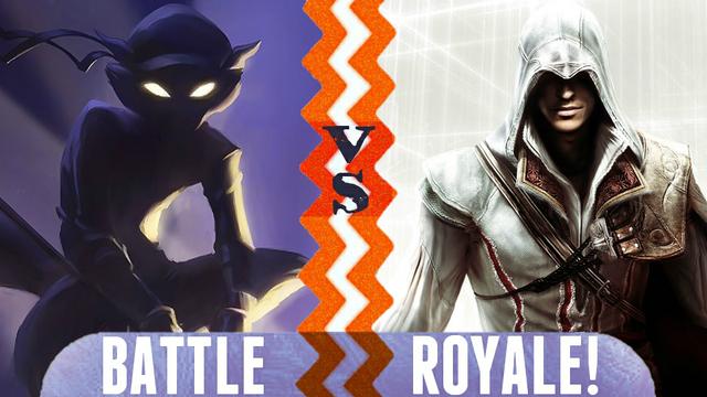 File:Sly Cooper VS Ezio Auditore.png