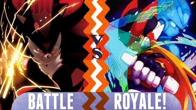 File:Battle Royale Shadow the Hedgehog vs Mega Man Zero.png