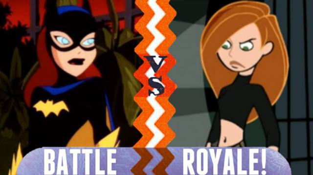 File:Battle Royale Batgirl VS Kim Possible.png
