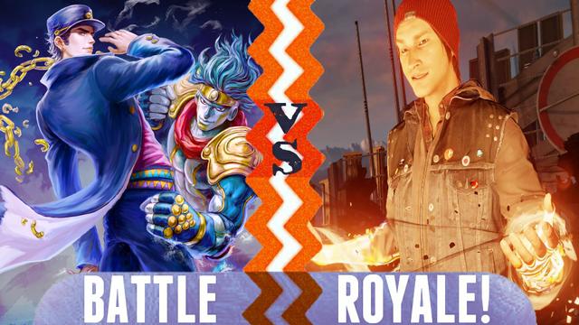 File:Battle Royale Jotaro Kujo vs Delsin Rowe.png