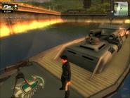 Triton Broadsider gun turret