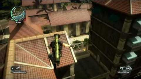 Just Cause 2- settlement completion- Pekan Teluk Tengah