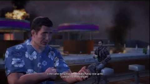 Just Cause 2 - Agency Mission - Three Kings