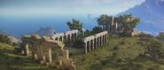 JC3 ancient ruins