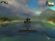 Military HH-22 Savior Back