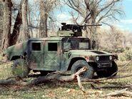 (Real) Humvee, model -M1025-