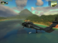 Military HH-22 Savior Rear