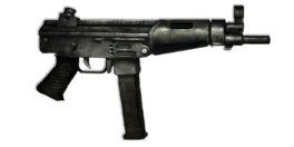 Black Market Submachine Gun (JC2)