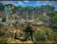 Just Cause 2 - Loji Bahan Bakar Fossil - military base 001