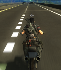 Bridging New Contacts (motorcycle)