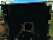 Meister ATV 4 Rear Interior