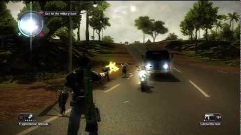 Just Cause 2 - Faction Mission - Breaking and Entering