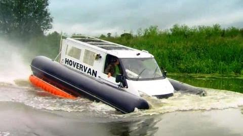 HoverVan Havoc - Top Gear - Series 20 - BBC