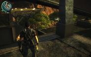 Hovering Grenade Launcher at X14355 Y17385