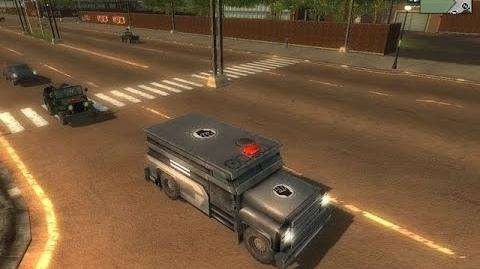 """How to get the """"Meister ATV 4"""" property of Black Hand in the mission Streets of Fire in Just Cause 1"""
