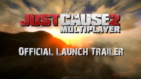 Official Just Cause 2 Multiplayer Trailer