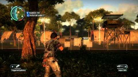 Just Cause 2 Colonel Danyal Mail Location