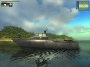 Pequod - Harpoon PC 350 Military Side