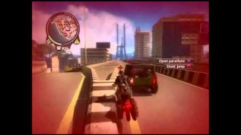 Just Cause 2 Funny Military