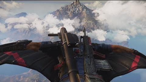 """JC3 trailer 4 (E3 trailer) """"This is Just Cause 3"""""""