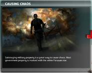 JC2 loading 10 (causing chaos)