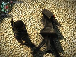 Sentry gun (destroyed)