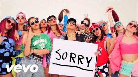 Justin Bieber - Sorry (PURPOSE The Movement)