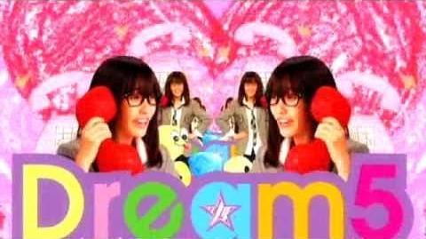 Dream5 - 恋のダイヤル6700