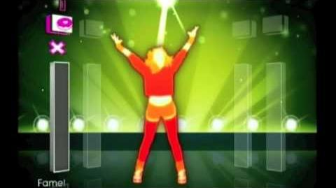 Wii Just Dance Fame Long Version