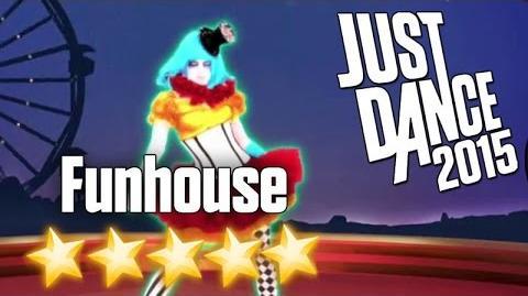 Just Dance 2015 - Funhouse - 5 stars