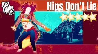 Hips Don't Lie - Just Dance 2017