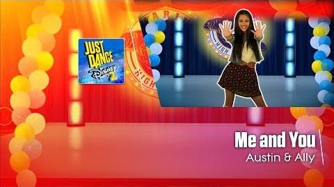 Me and You - Just Dance Disney Party 2