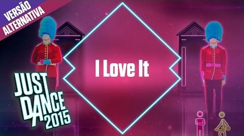 Just Dance 2015 - I Love It (Guards Dance)