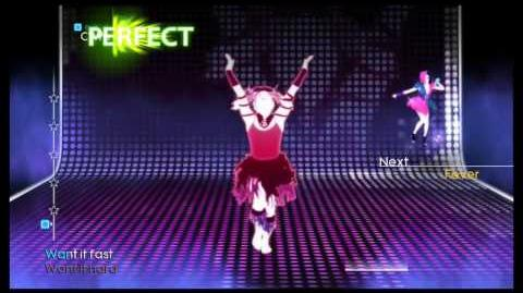 Oh No! (Puppet Master) - Marina and The Diamonds Just Dance 4