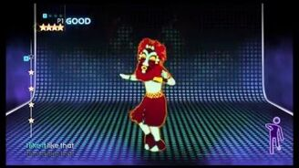 Just Dance 4 - I Like It (Mashup) - 5 Stars